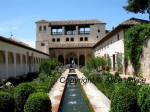 Generalife The Patio de la Acequia Photo © Alice Joyce