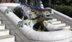 Parc Güell Dragon from Wickipedia