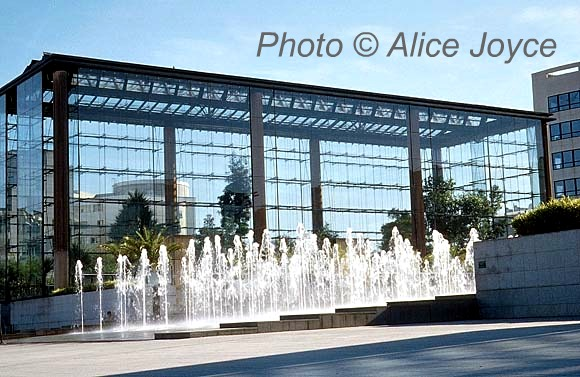 parc andr citr en paris france alice 39 s garden travel buzz. Black Bedroom Furniture Sets. Home Design Ideas