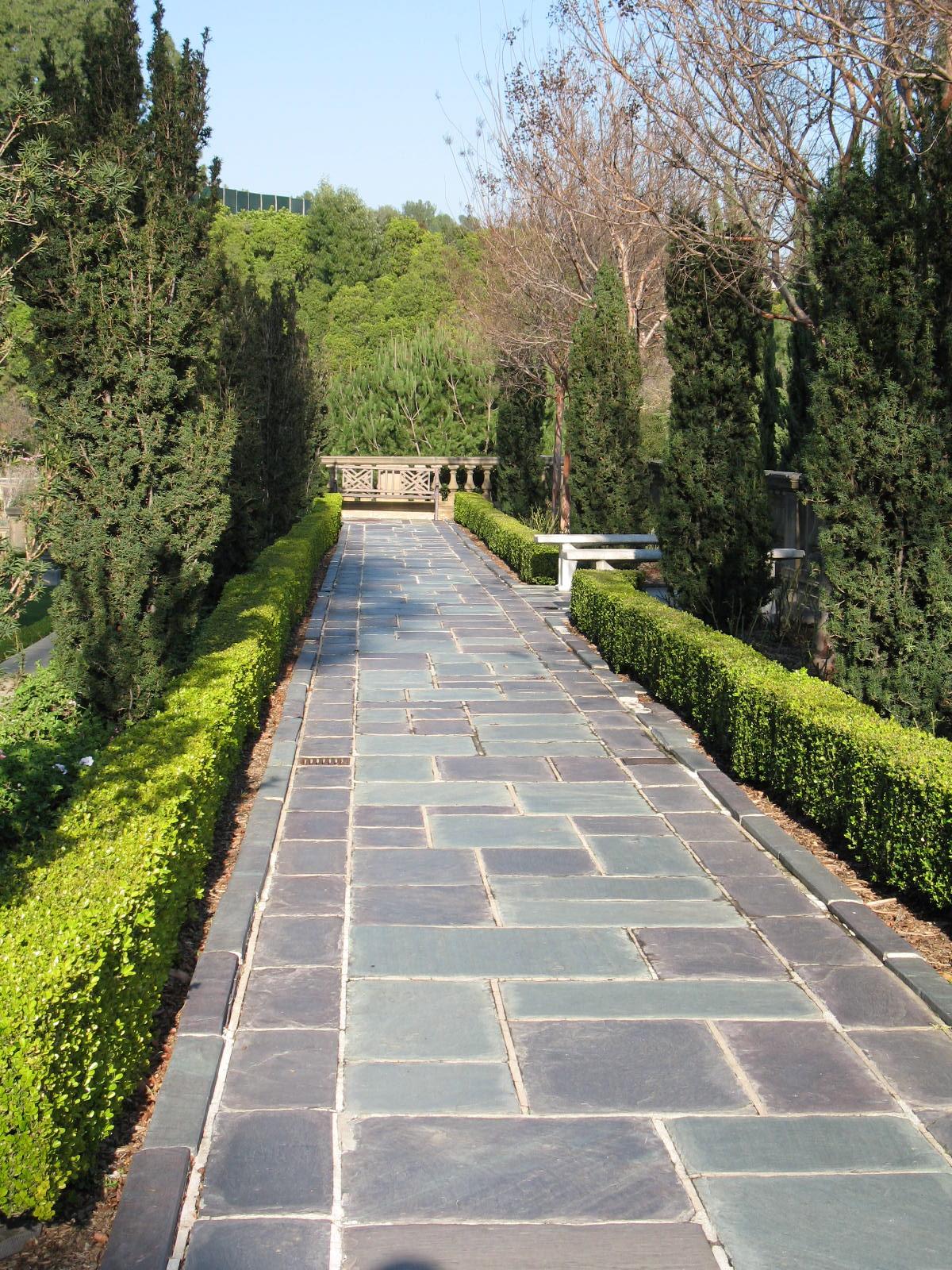 Greystone Park And Gardens Beverly Hills 171 Alice S Garden