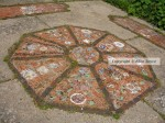 Charleston Mosaic Piazza Patio Photo © Alice Joyce
