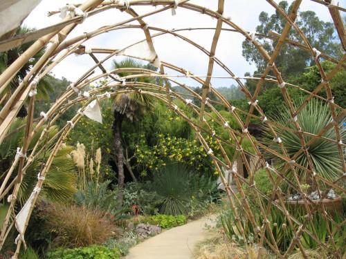 Genial UCBG Berkeley Entry Structure By Marisha Farnsworth Photo © Alice Joyce.  University Of California Botanical ...