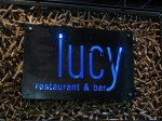 lucy in Blue Photo © Alice Joyce
