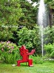 Haring Sculpture Andre Heller Garden Photo © Alice Joyce