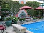 Carmel Courtyard © Alice Joyce